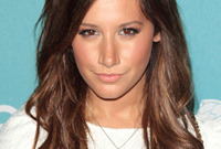 Ashley tisdale then and now side