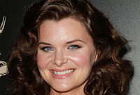 Heather tom hairstyles blonde to brown side