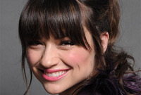 Crystal reed hairstyles for square and heart face shapes