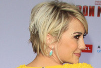 Chelsea kane hairstyles for a heart shaped face