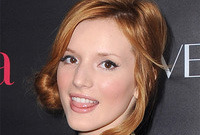 Bella thorne hairstyle and makeup