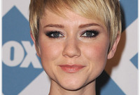 The latest short hairstyles for straight hair 3