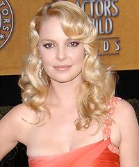 Katherine Heigl hairstyles