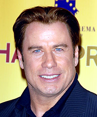 John Travolta hairstyles