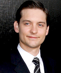 Tobey Maguire hairstyles