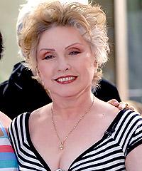 Debbie Harry hairstyles