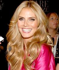 Heidi Klulm hairstyles