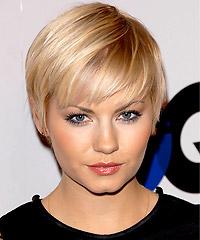 Elisha Cuthbert hairstyles