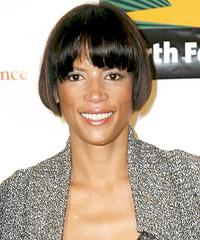 Veronica Webb hairstyles