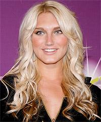 Brooke Hogan hairstyles