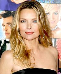 Michelle Pfeiffer hairstyles