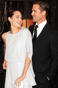 Angelina Jolie Brad Pitt Hairstyles