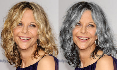 Best Hair Color: Natural or Grey?