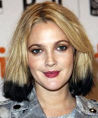Drew Barrymore hairstyles