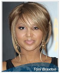 Toni Braxton hairstyles
