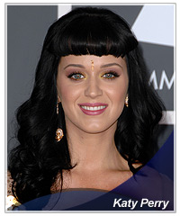 Katy Perry hairstyles