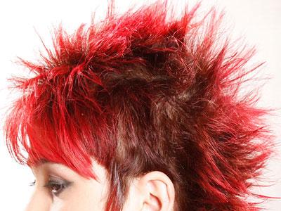 Semi-Permanent Hair Color