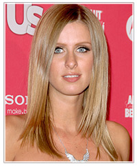 Nicky Hilton hairstyles