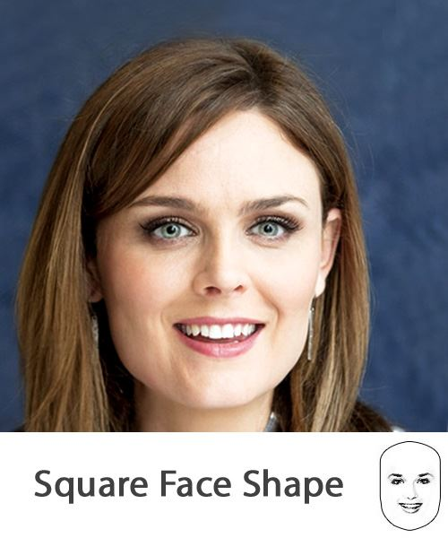 The Right Hairstyles For Your Square Face Shape
