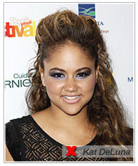 Kat Deluna hairstyles