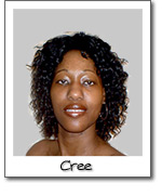 Hair Makeover for Cree