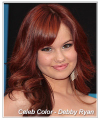 hair with bangs style hair color the trends to try now 3457