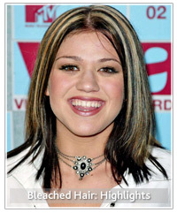 Kelly Clarkson hairstyles