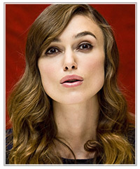Keira Knightly hairstyles