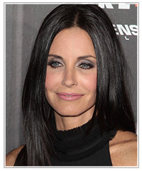Courteney Cox hairstyles