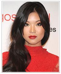Nan Zhang hairstyles