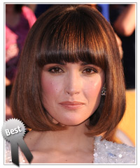Rose Byrne hairstyles