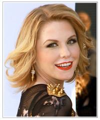 Carrie Keagan hairstyles