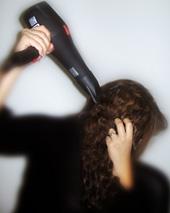 Utilisez un sèche-cheveux