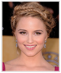 Diana Agron hairstyles