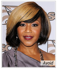 Erica Monique Atkins-Campbell hairstyles