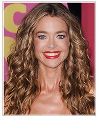 Denise Richards hairstyles