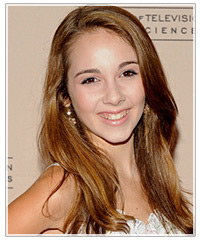 Haley Pullos hairstyles