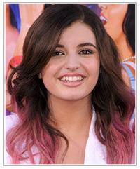Rebecca Black hairstyles