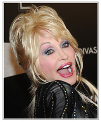 Dolly Parton hairstyles