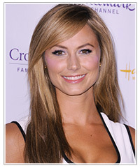 Stacy Keibler hairstyles