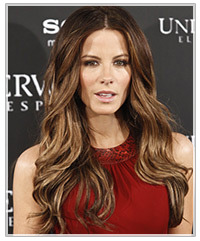 Kate Beckinsale hairstyles