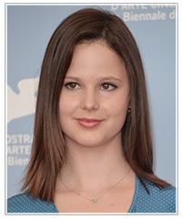 Rachel Korine hairstyles