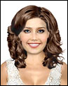 Full layered hairstyle