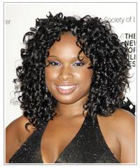 Jennifer Hudson hairstyles