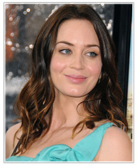 Emily Blunt hairstyles