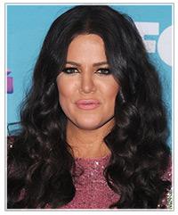 Khloe Kardashian hairstyles