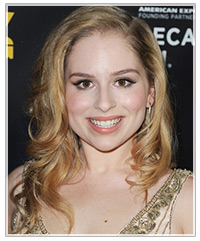 Allie Grant hairstyles