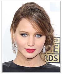 Jennifer Lawrence hairstyles