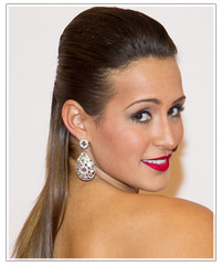 Melissa Marty hairstyles