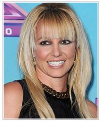 Britney Spears hairstyles